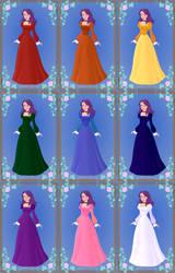 Trysha Rainbow Colors (gift)