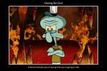 No Soul Squidward by MagicMovieNerd