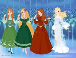 Prize - Seasonal Disney Girls
