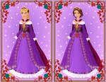 Holiday Rapunzel