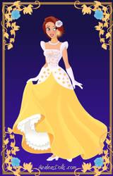 Lumenate in a Firework Dress