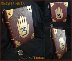 Gravity Falls Journal Three