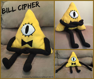 Bill Cipher Plush