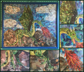 Dragon Collage