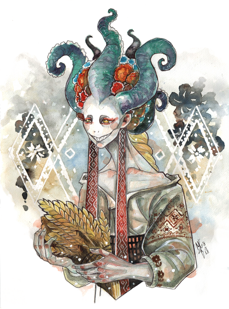 Octopolka by squidmaiden