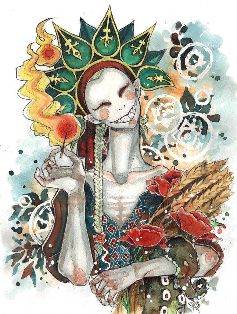 Maslenitsa by squidmaiden