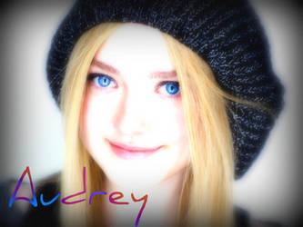 Audrey by LeesiGalaxy