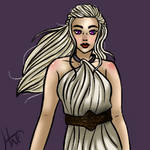 Dany Doodle by LeesiGalaxy