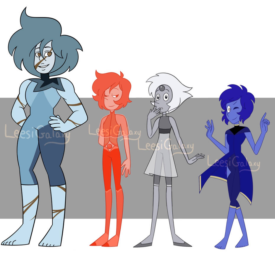 Gem Adopts (3/4) *REDUCED PRICES* by LeesiGalaxy