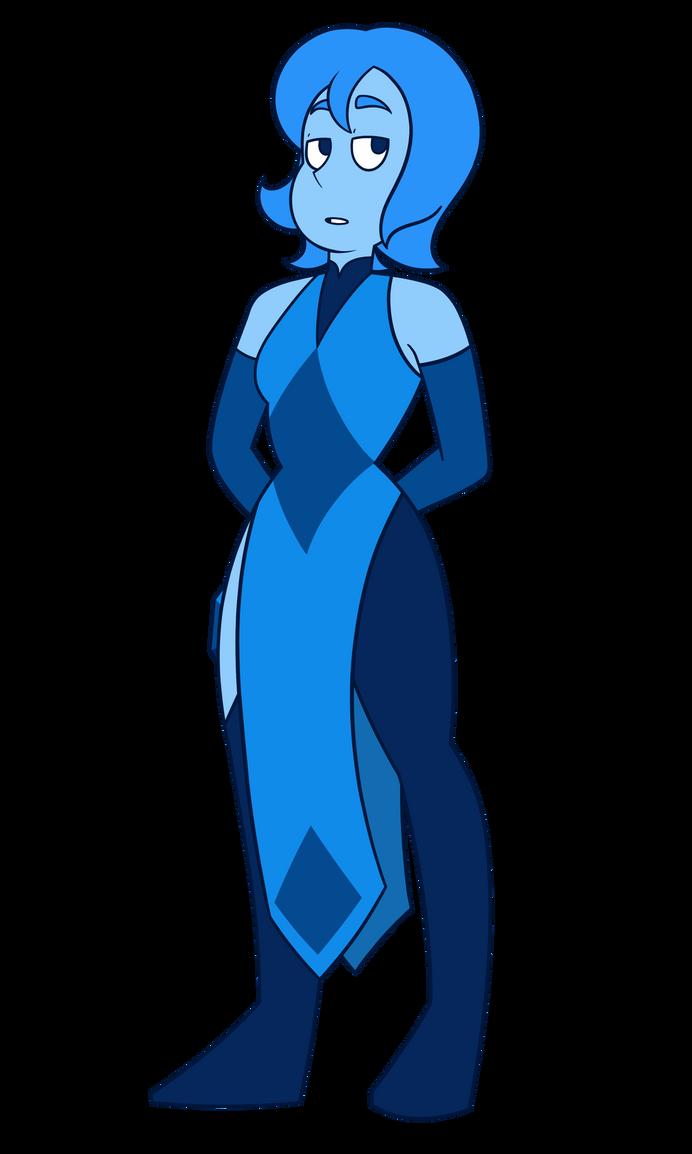 Feeling Blue? by LeesiGalaxy