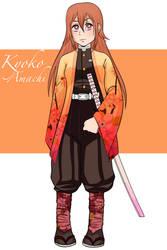 Kimetsu no Yaiba OC - Kyoko Amachi