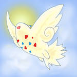 Draw Me a Pokemon: Togekiss