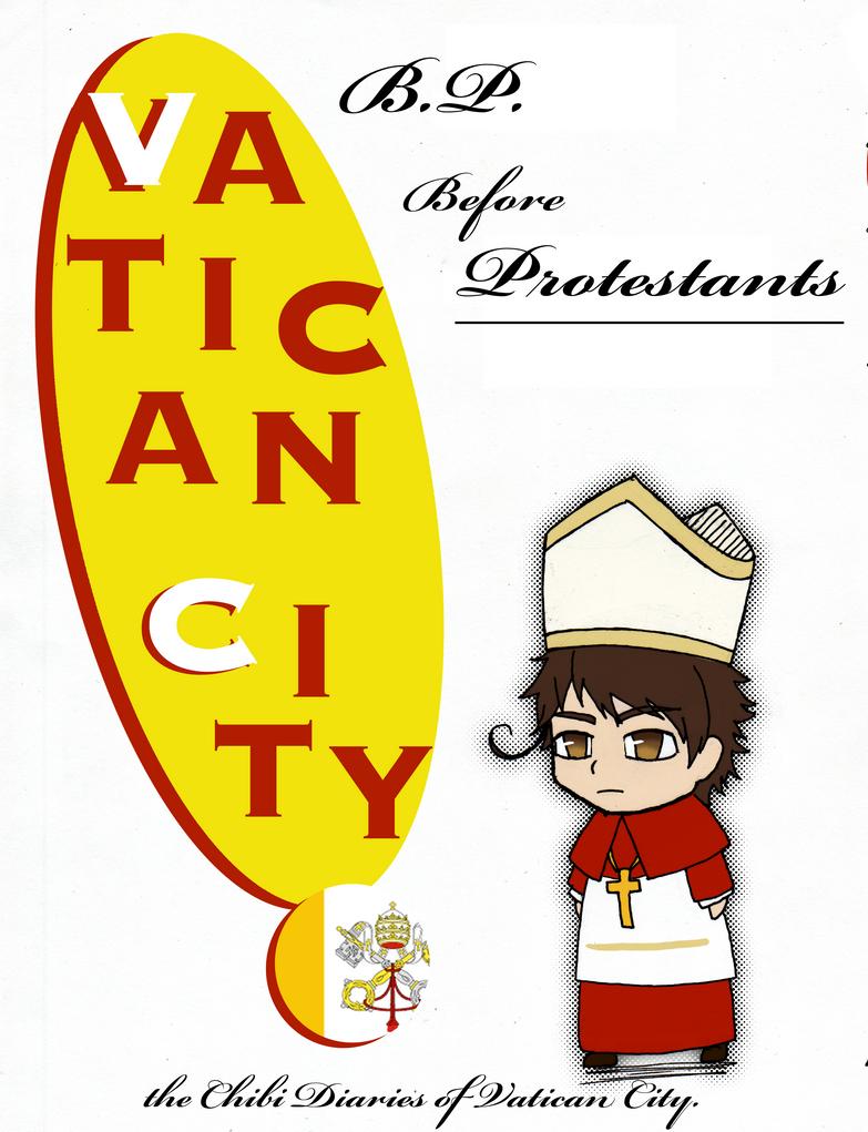 Chibi Vatican City Diaries By SqueekyClean-801 On DeviantArt