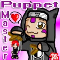 Kankuro -Puppet Master- by CrimsonEscapist