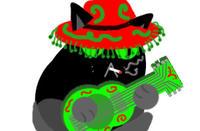 El Numero Uno Gato by CrimsonEscapist