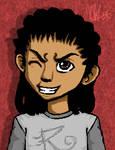 Riley Freeman -Boondocks-