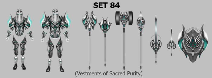 Armour set 84