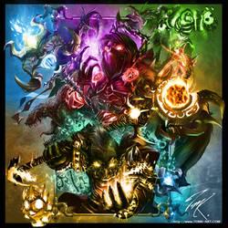 Titan Bros. by Puzzletoad