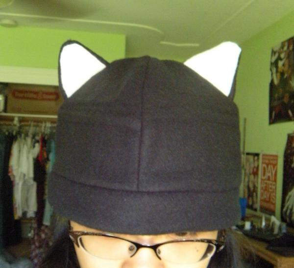 Kitty Hat :D