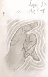 Hand Study 1