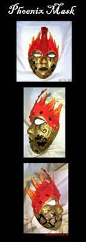 Phoenix Mask