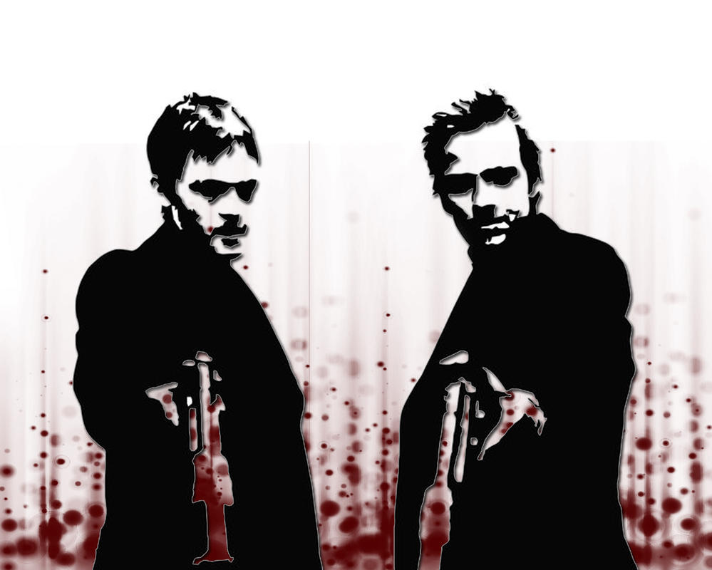 The Boondock Saints Wallpaper 2 By Digikatdesigns