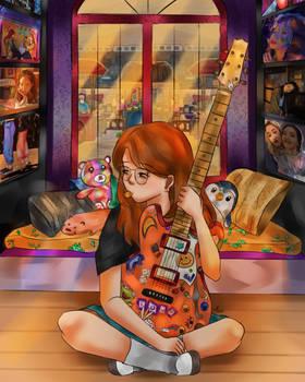 Eren [guitarist] - oc