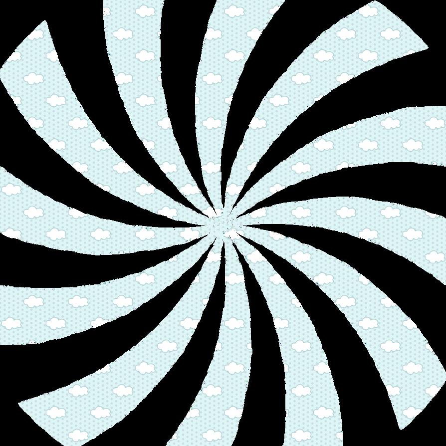 Espiral de nubes by stuffbydelf on deviantart - Imagenes de nubes infantiles ...