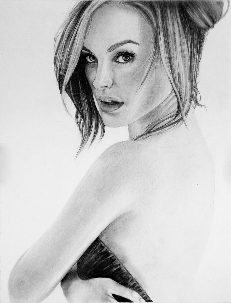 Natalie Portman by thekaryna
