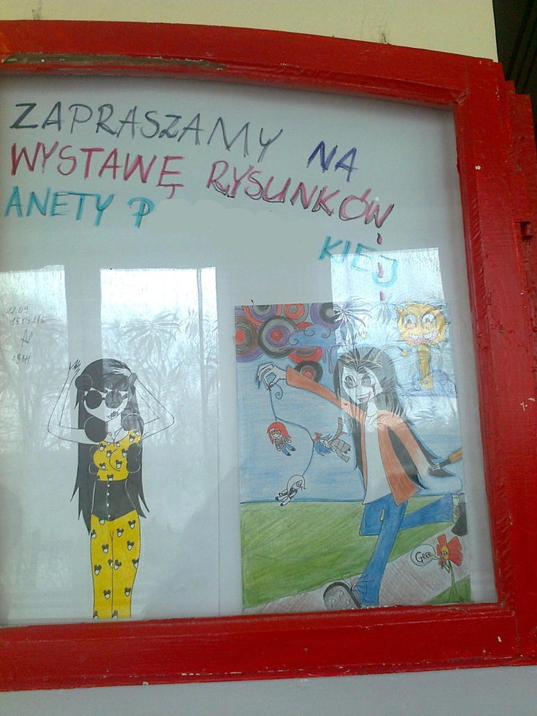 Witryna szkolna by Anett98