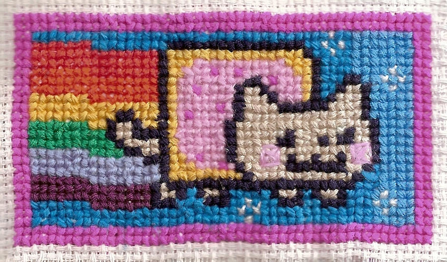 Nyancat by Anett98