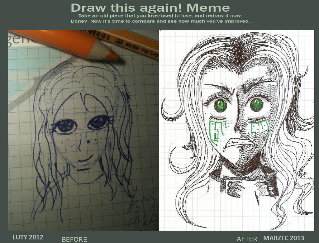Draw It Again- Me by Anett98