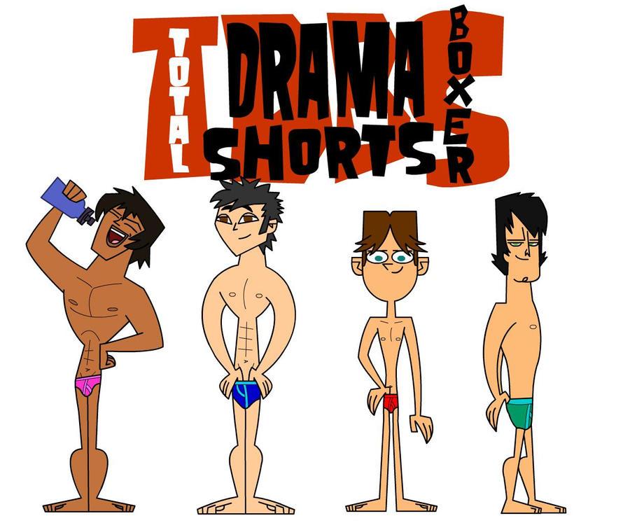 Total drama island boy nude #6