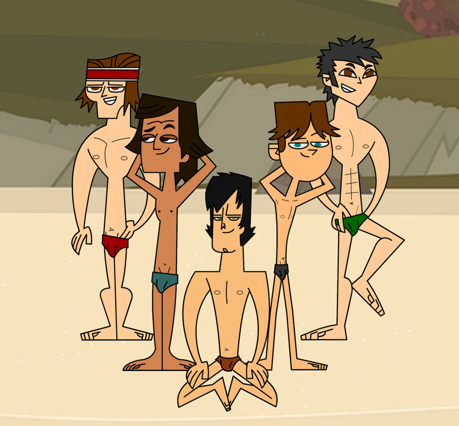 Nude pics of all the girls from tdi are