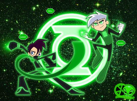 Green Lantern: Randy and Danny