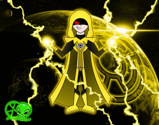 Sinestro Corp The Emperor