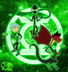 Green Lantern: The Secret Trio