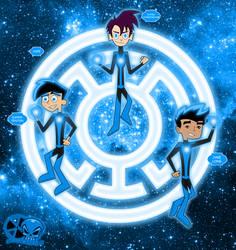 Blue Lantern: The Secret Trio