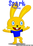 HTF PC: Spark The Bunny