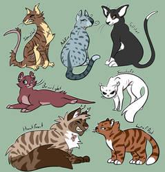 even more battle cats