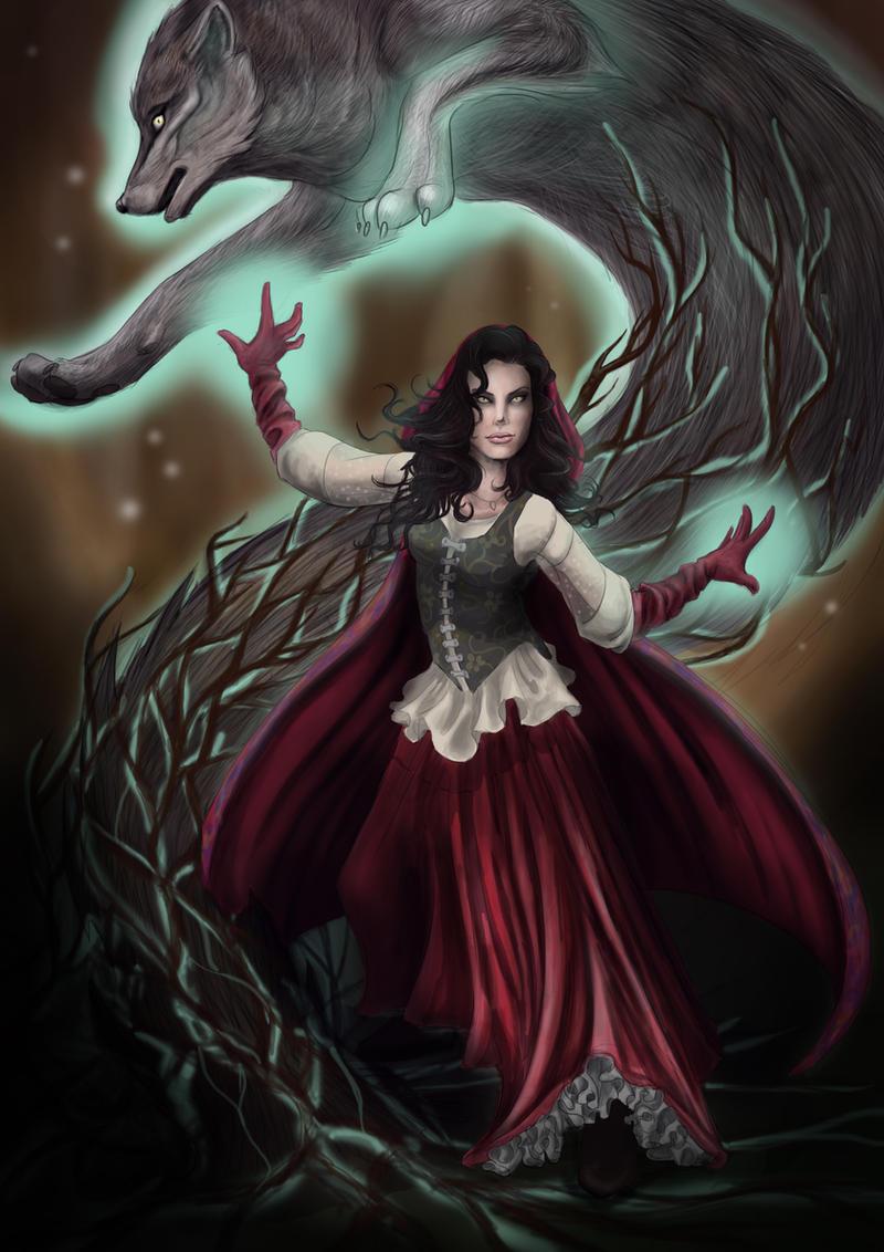 Red Ruby Rose by DreamerWhit on DeviantArt  |Ruby Red Fan Art