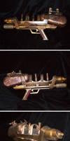 Steampunk Gun Mod 001