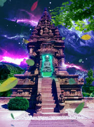 La Buddha by dragonscreative