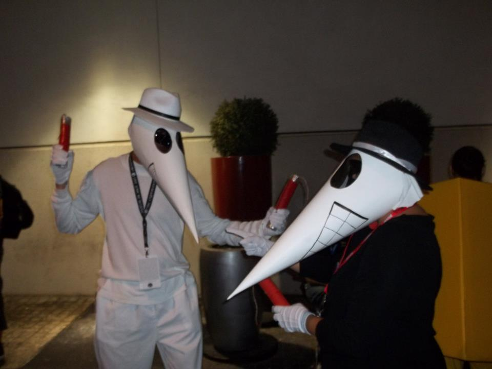 Spy vs Spy by redwarrior2426