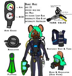 Maxi Scuba reference picture