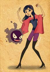Medium Violet by Jesteppi
