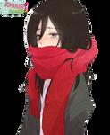 Mikasa [Render]