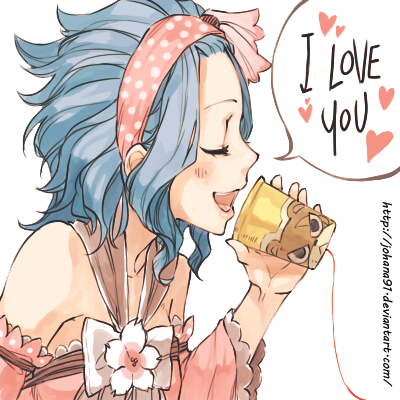 Levy render by Johana91