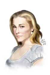 LeAnn Rimes Sketch