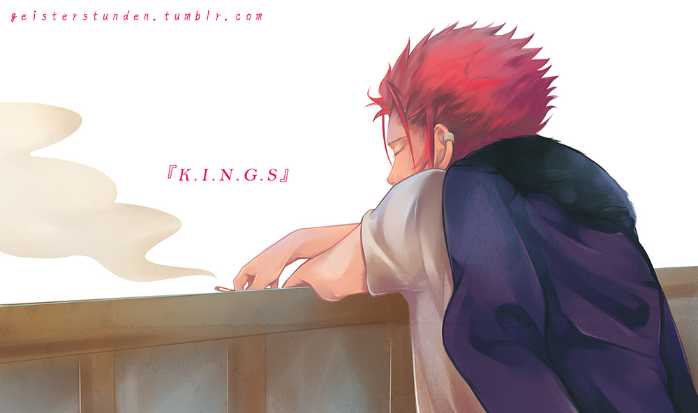 Red King by geisterstunden